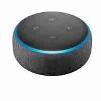 Parlante Inteligente Echo Dot 3ª generación 200x200 - Parlante Inteligente Echo Dot 3ª generación, WiFi 2.4 Ghz, Bluetooth, 3.5mm.